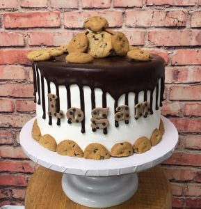 cookie-drip-cake