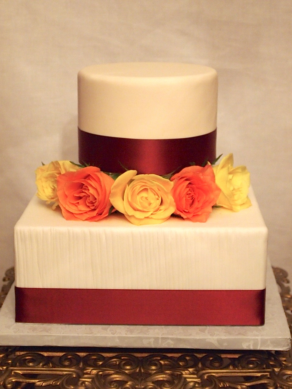 Custom Wedding Cakes South Jersey – Stella Baking Company